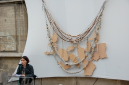 Inauguration de l'oeuvre : 10 mai 2010