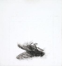 50*47,4 cm - 2004 Crayon à la cire sur papier