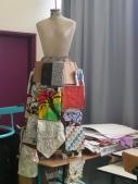 classe de Terminale, section métiers de la mode, lycée Théodore Monod, Noisy le Sec