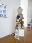 Adieu foulard, adieu madras, 48 mouchoirs pour un trousseau - Classe à projet artistique et culturel - 2011