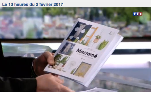 Macramé - JPP - JT - TF1