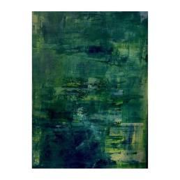 Sans titre•Huile sur toile • 92x65 cm • 2018